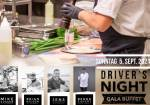 Drivers Night - Gala Buffet