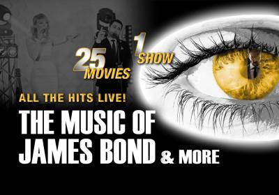The Music Of James Bond & More (Nachholtermin)