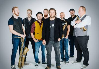 Keller Steff BIG Band - Jubiläumstour
