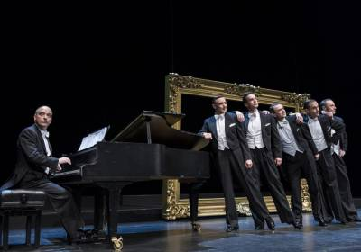 Comedian Harmonists in Concert (Nachholtermin)