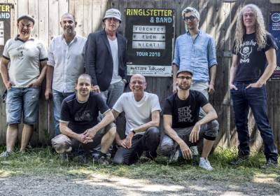 Ringlstetter & Band: Strandkorb Open-Air