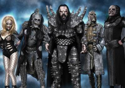 LORDI + spedical guests + support